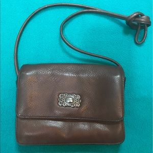 VTG Fossil All-In-One Travel Wallet on a String
